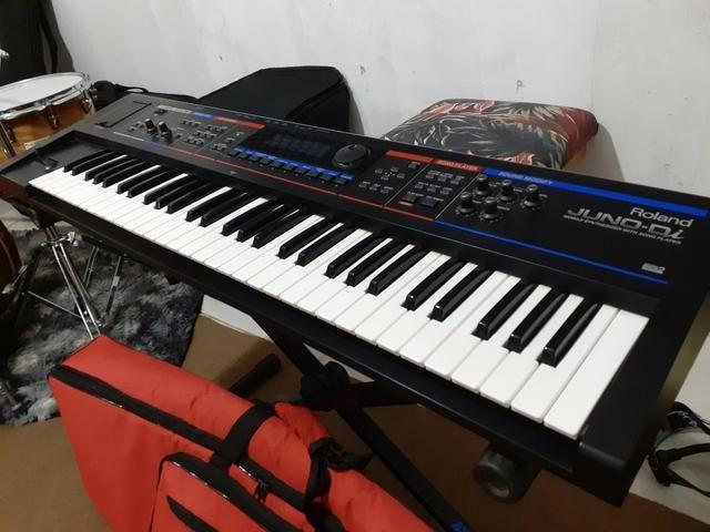 Teclado Sintetizador Roland Juno DI (menor preço) - Foto 3