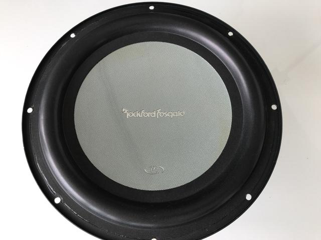 Subwoofer Carro Rockford Punch P1S410 (150 WRMS) - Foto 2