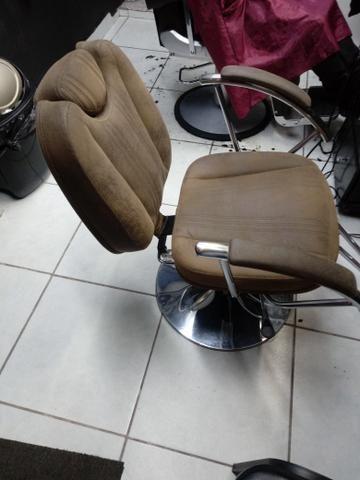 Cadeira de Barbeiro ou Cabeleireiro
