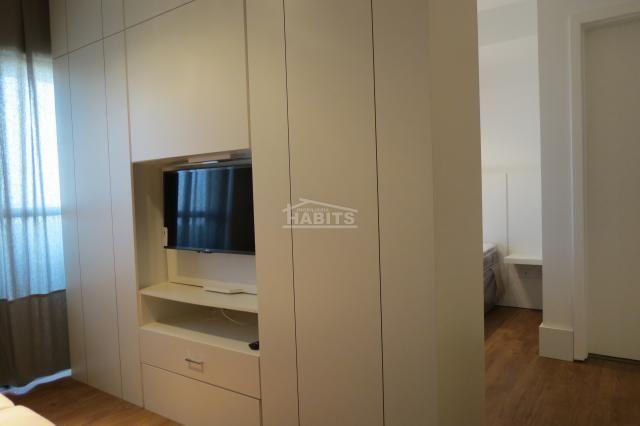 Kitchenette/conjugado para alugar com 1 dormitórios em Centro, Curitiba cod:1316 - Foto 3