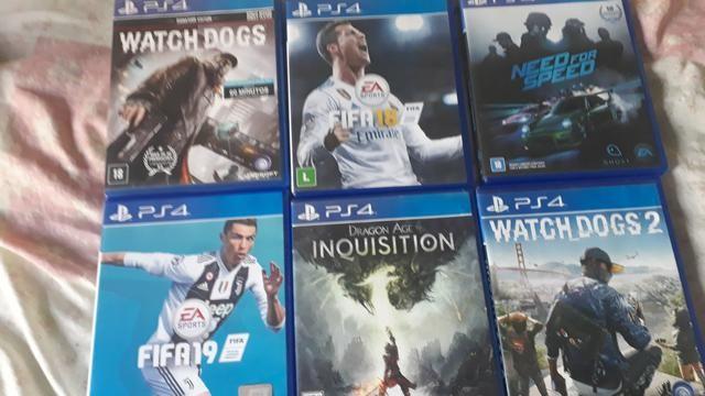 Vendo jogos top do play 4 - Foto 3