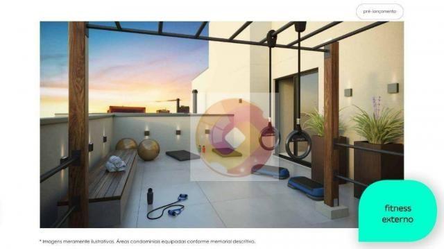 Apartamento com 2 dormitórios à venda, 48 m² por R$ 214.900,00 - Campo Comprido - Curitiba - Foto 12