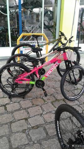 Bicicleta Viking shimano 10x de R$189,90
