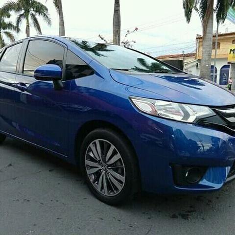 Honda fit Ex 1.5 Flex aut - Foto 6