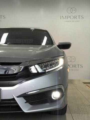 Honda Civic Touring turbo 2016/ 2017 - Foto 3