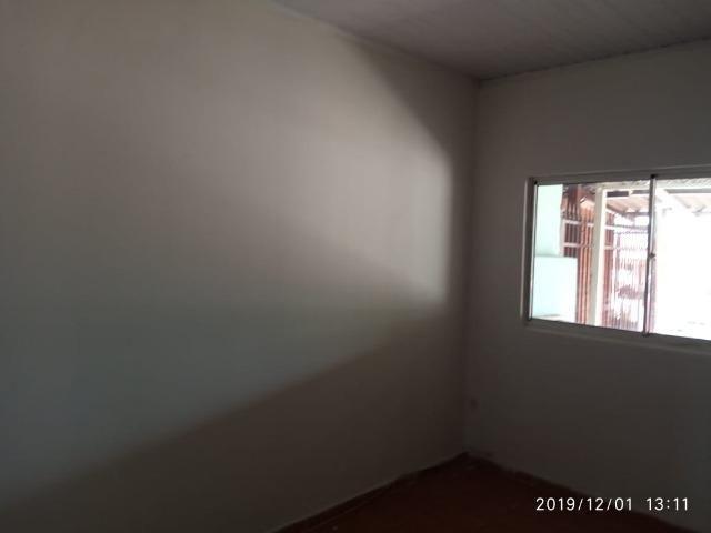 Qnp 17 casa 03 quartos ( só no lote)! - Foto 4
