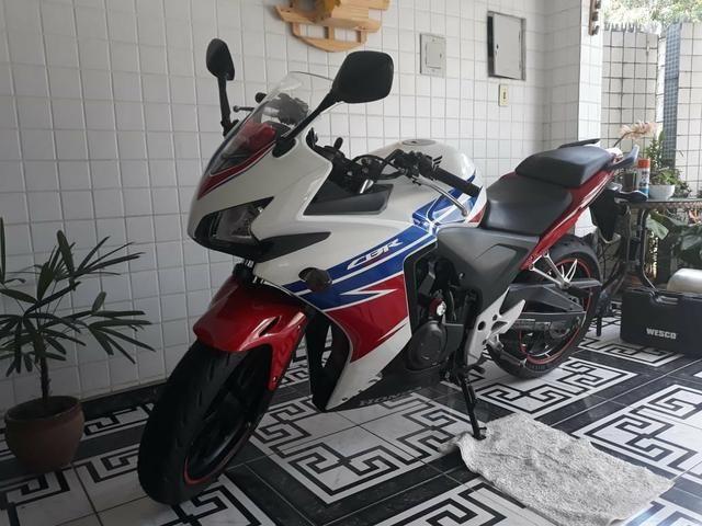 Moto CBR 500 - Foto 5