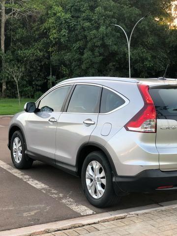 Honda CR-V ELX 4WD Prata 12/12 Segundo dono - Foto 10