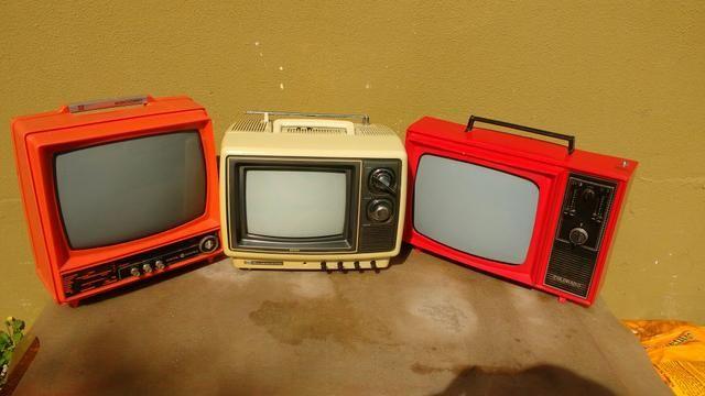 Tvs antigas para decoracao