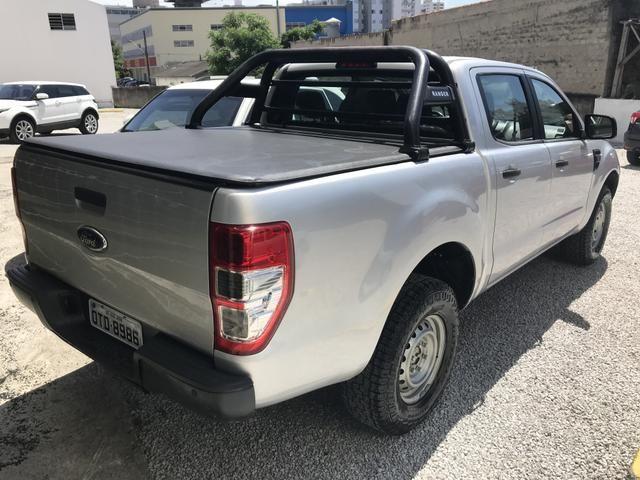 Ranger XL 4x4 diesel 2014 super inteira - Foto 4