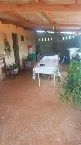 Vendo Chácara de porteira fechada em Planaltina GO , ou troco por Imóvel no DF - Foto 14