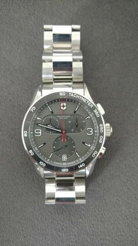 d2630a28a60 Victorinox Swiss Army 241656  chrono Classic  Slate Gray
