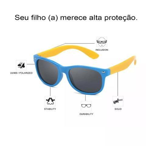 Óculos De Sol Infantil Flexível Lente Polarizada 2-10 Anos - Artigos ... 5786a35fa2