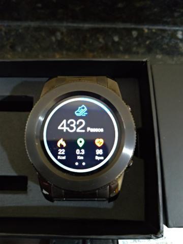 5170fa85237fd Relógio Smartwatch Technos Masculino Connect 3+ M1ab 4p ...
