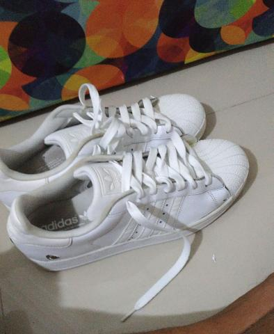 Tenis adidas superstar masculino branco - Roupas e calçados - Irajá ... fb4d689f85bcf