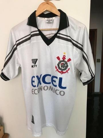 Camisa Oficial do Corinthians 1997 Penalty Excel Economico ... 74f56ccb54690