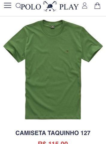 f0355a894a Camiseta Polo play Masculina - Roupas e calçados - Centro