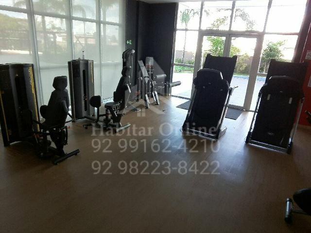 Smart Residence Centro sol nascente 2 quartos s/ 1 suite 2 vagas - Foto 17