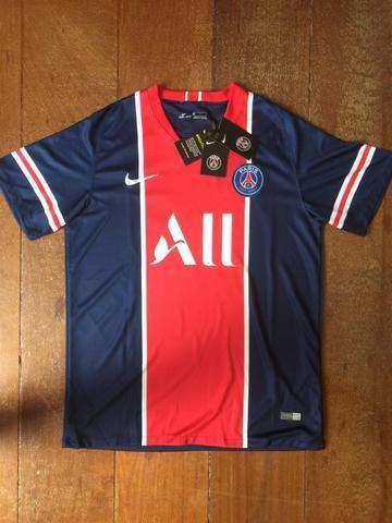 4372f9df9a Camisa Paris Saint-Germain 2019/20 - Roupas e calçados - Centro ...