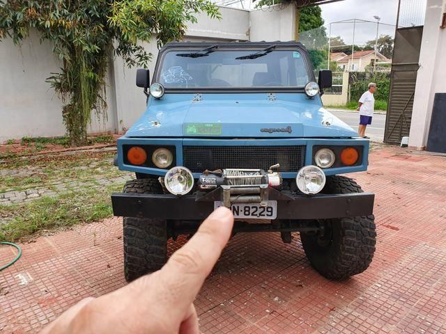 Engesa FII jeep 4x4 - Foto 5