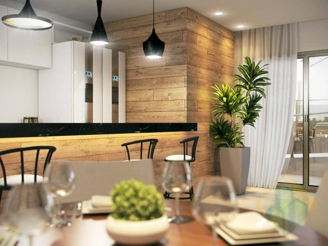 Lançamento! - Apartamento Duplex com 3 dormitórios à venda, 144 m² por R$ 605.303 - Aerocl - Foto 5
