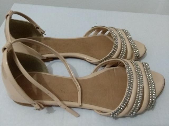 Calçados menina 35
