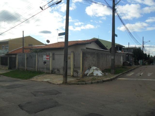 Casa com 03 dormitórios - Terreno de esquina - C120 - R$ 220.000,00 - Foto 3