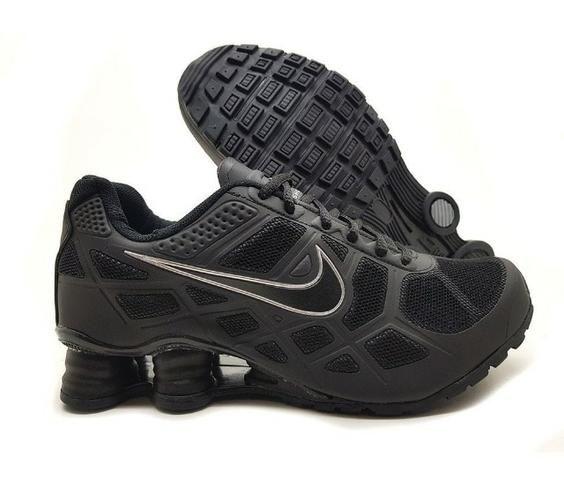 buy popular 16fec f3d3f Tênis Nike Shox Turbo Masculino