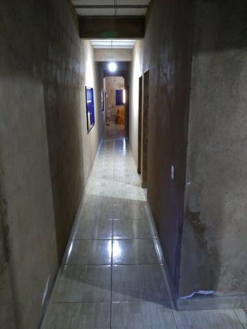 Urgente vendo casa no arapoangas com Laje e estrutura para 2 Pavimentos - Foto 2