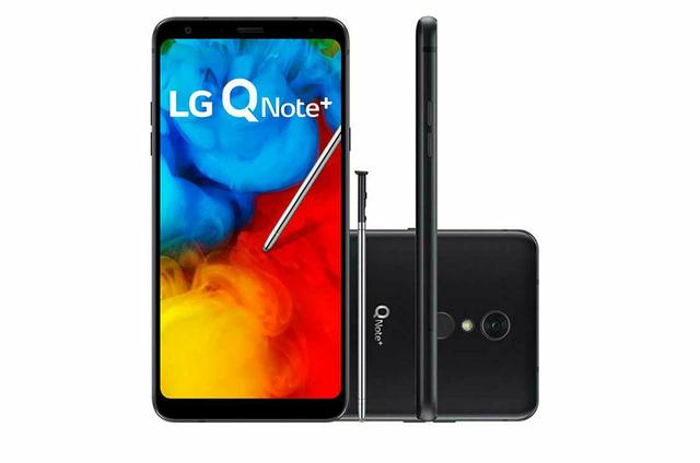 Smartphone Novo Lg Qnote+ Resistente À Água E À Poeira