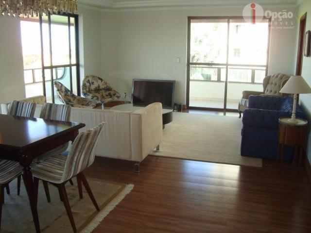 Apartamento com 5 dormitórios à venda, 257 m² por r$ 750.000,00 - cidade jardim - anápolis - Foto 2