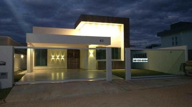Samuel Pereira oferece: Casa Nova Moderna Sobradinho Alto da Boa Vista 3 suites - Foto 2
