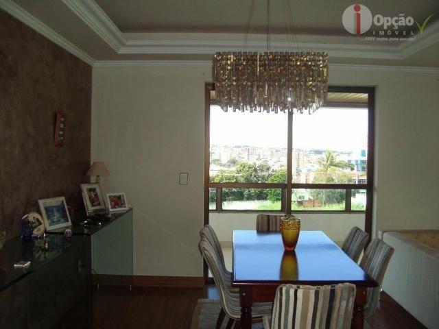 Apartamento com 5 dormitórios à venda, 257 m² por r$ 750.000,00 - cidade jardim - anápolis - Foto 4