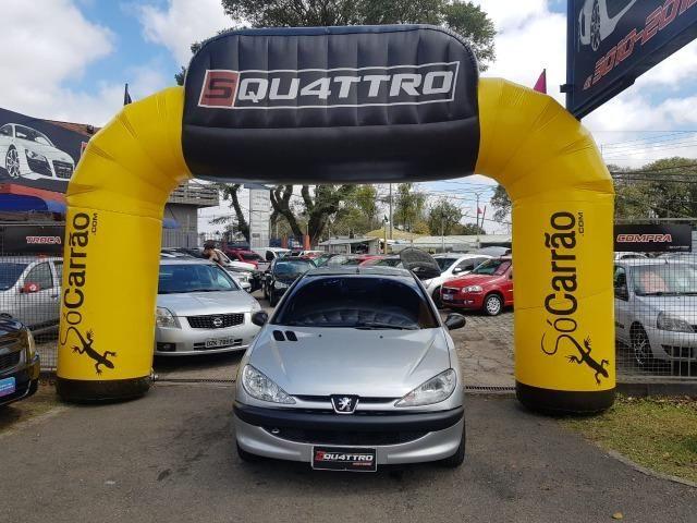 Peugeot 206 Flex - Financio 100% - - Foto 10
