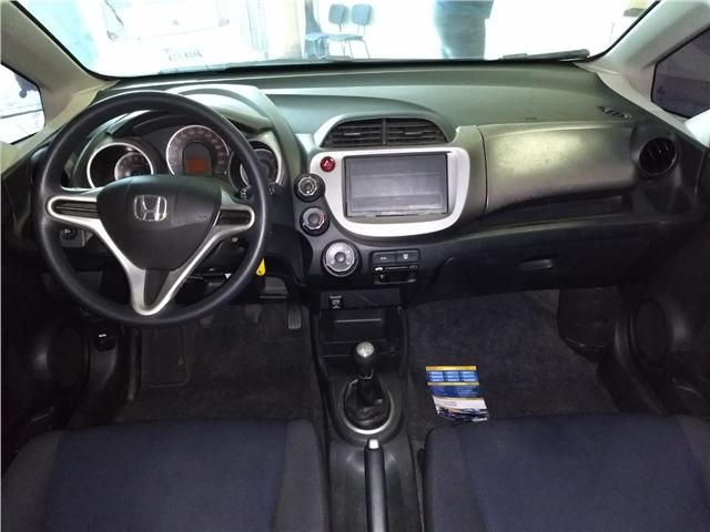 Honda Fit 1.4 dx 16v flex 4p manual - Foto 8