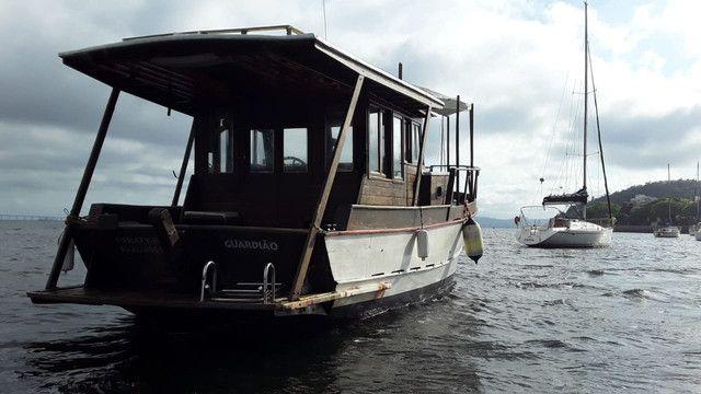 Barco Traineira 34 pés - Foto 15