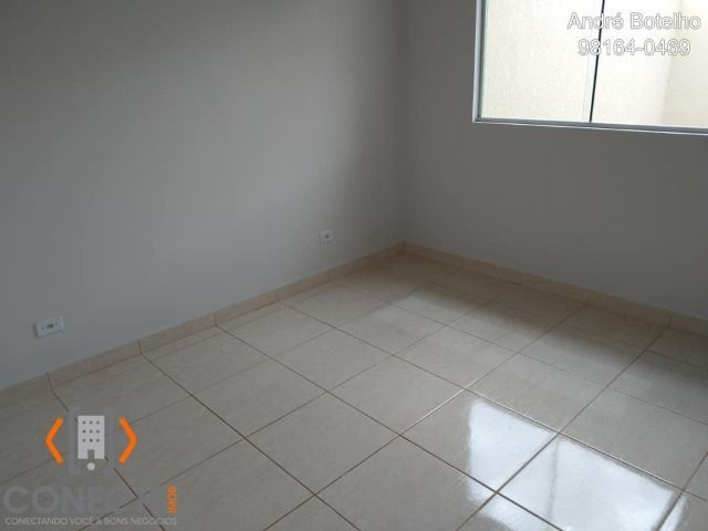 Casa de 2Q (1 suíte) em condomínio, Chácara São Pedro - Aparecida de Goiânia - Foto 9