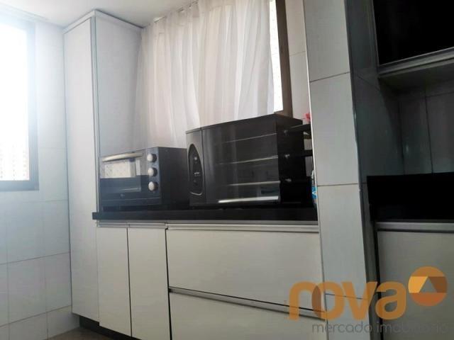Apartamento à venda com 3 dormitórios em Setor bueno, Goiânia cod:NOV235797 - Foto 7