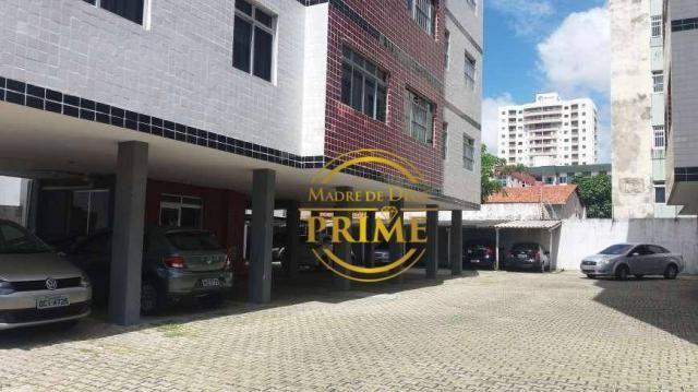 Apartamento com 3 dormitórios à venda, 75 m² - Benfica - Fortaleza/CE - Foto 3