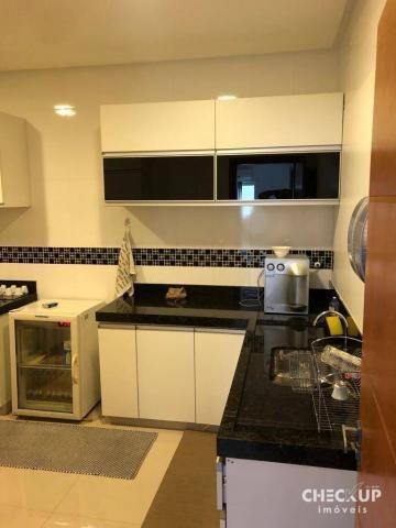 Casa com 4 dormitórios à venda, 256 m² por R$ 1.500.000 - Setor Marista - Goiânia/GO - Foto 9