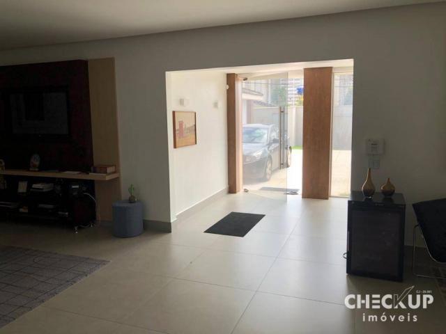 Casa com 4 dormitórios à venda, 256 m² por R$ 1.500.000 - Setor Marista - Goiânia/GO - Foto 17