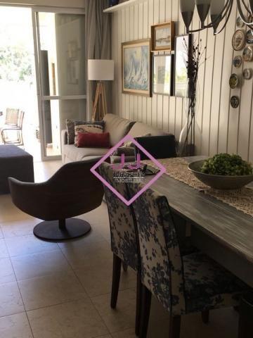 Apartamento à venda com 2 dormitórios em Ingleses do rio vermelho, Florianopolis cod:3956 - Foto 4