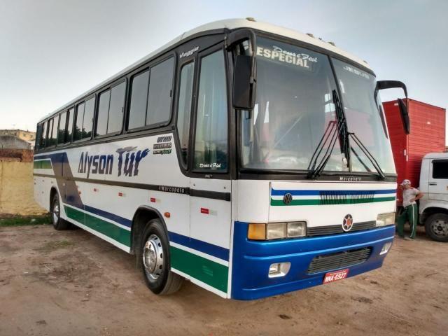 Ônibus voksvagem