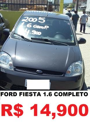 Ford fiesta 1.6 completo 2005