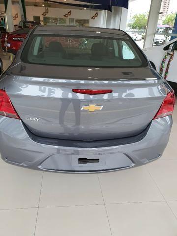 Onix sedan Joy Plus 1.0 0km! 0 entrada - Foto 2