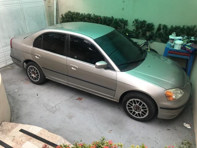 Honda Civic 2001 AT LX