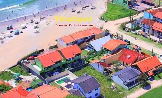 Lindo Sobrado Beira Mar - Itapoá - Foto 9