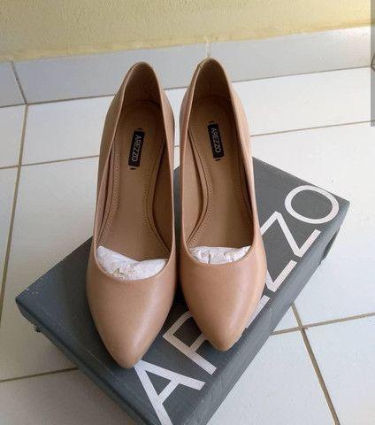 Sapato Scarpin Arezzo - Foto 4