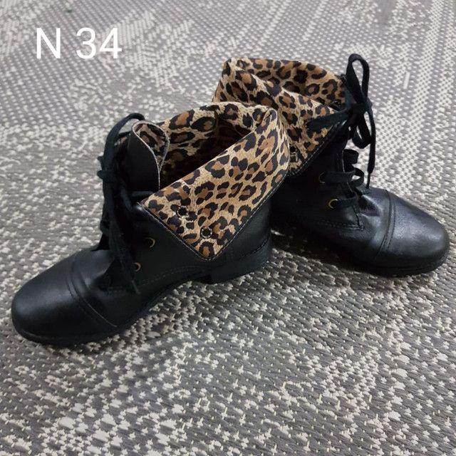 Sapatos e Botas femininos - Foto 2