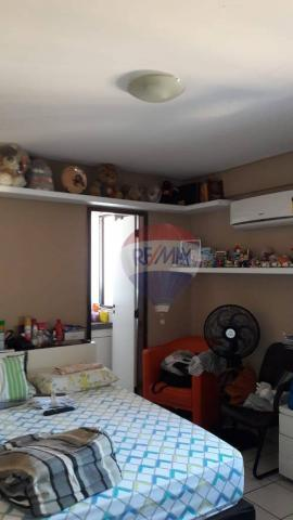 Apartamento 03 qtos, 02 suítes com vista para o mar - Foto 16